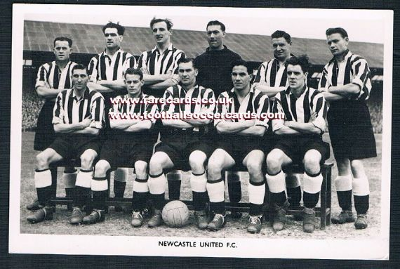 1951 Daily Herald Odhams Newcastle
